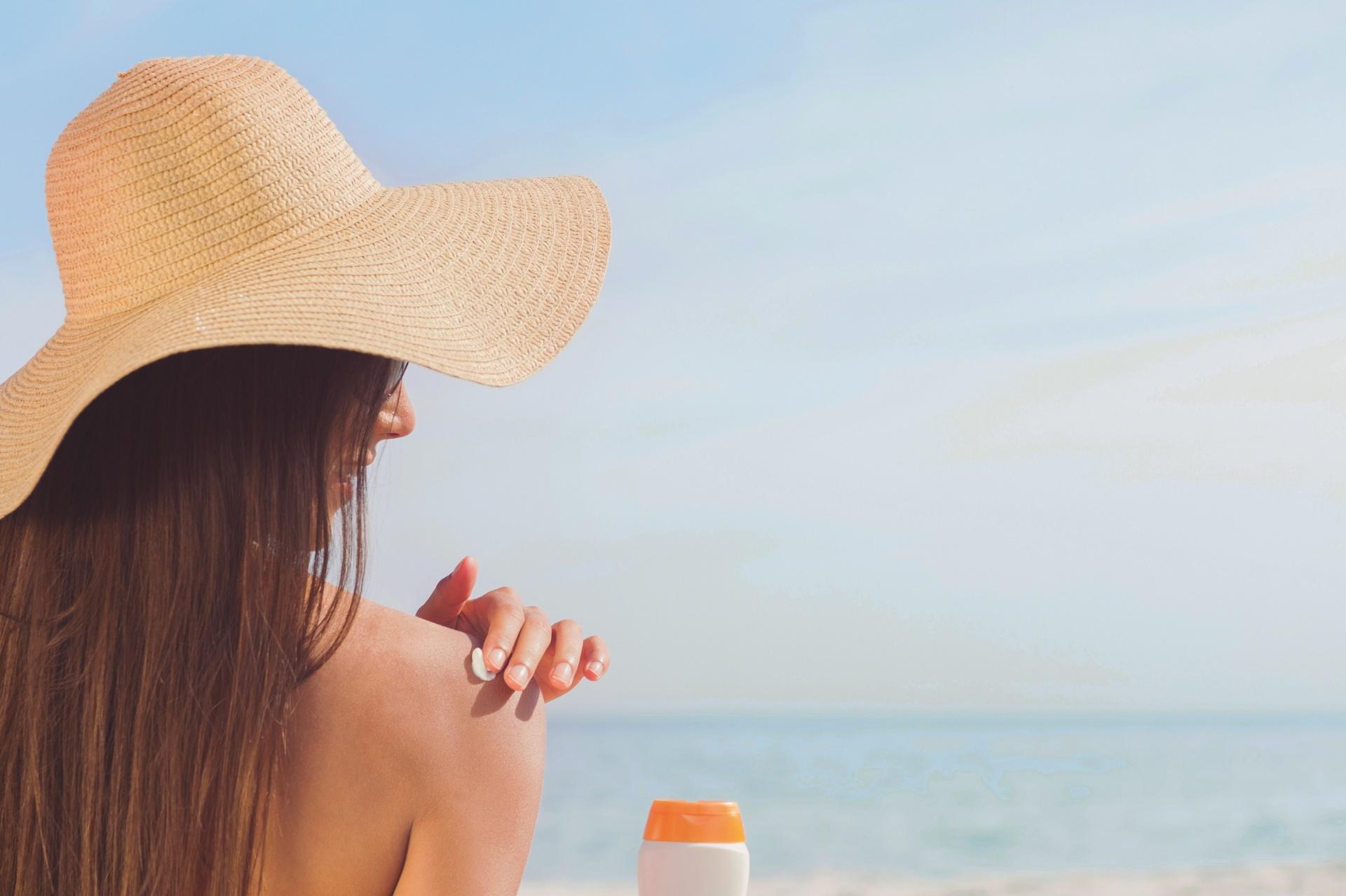 sun skin care